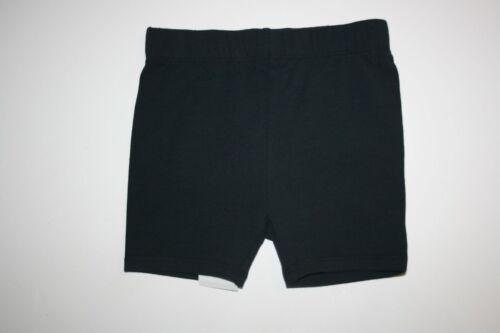 New Gymboree Outlet Basic Black Bike Biker Shorts Short NWT Size 4 5 6 7 8 Year