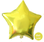 miniatura 12 - Lamina Stella Forma Palloncino Per Compleanno Festa, Anniversari, Decorazioni,