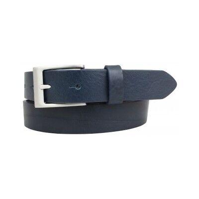 Bene Bambini Cintura Classic 3.0 Cm 30mm Ragazzo Sottile Resistente Pieno Pelle Bovina Cinghia-mostra Il Titolo Originale