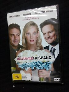The-Accidental-Husband-new-and-sealed-DVD-Colin-Firth-Uma-Thurman
