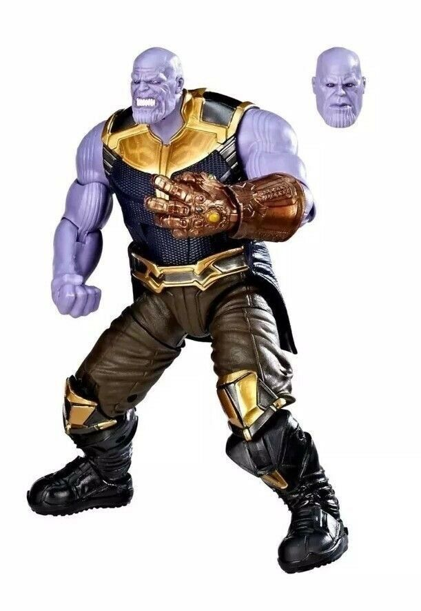 THANOS Marvel Legends INFINITY WAR The 10th Anniversary 2018 6  Loose FIGURE