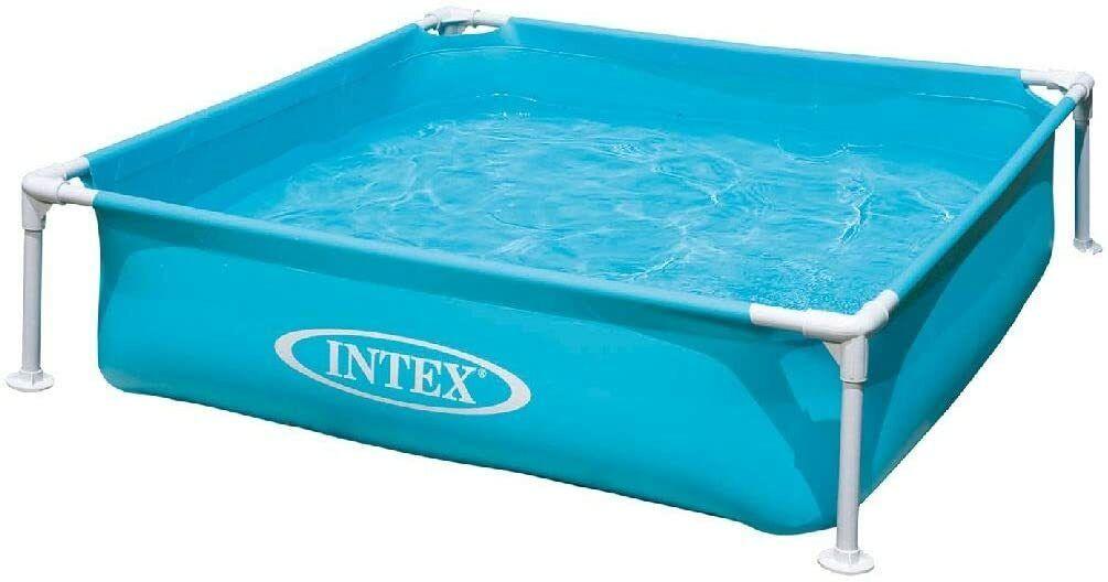 IIntex 8ft Easy Set Family Swimming Paddling Pool Garden Summer Water Fun Pools
