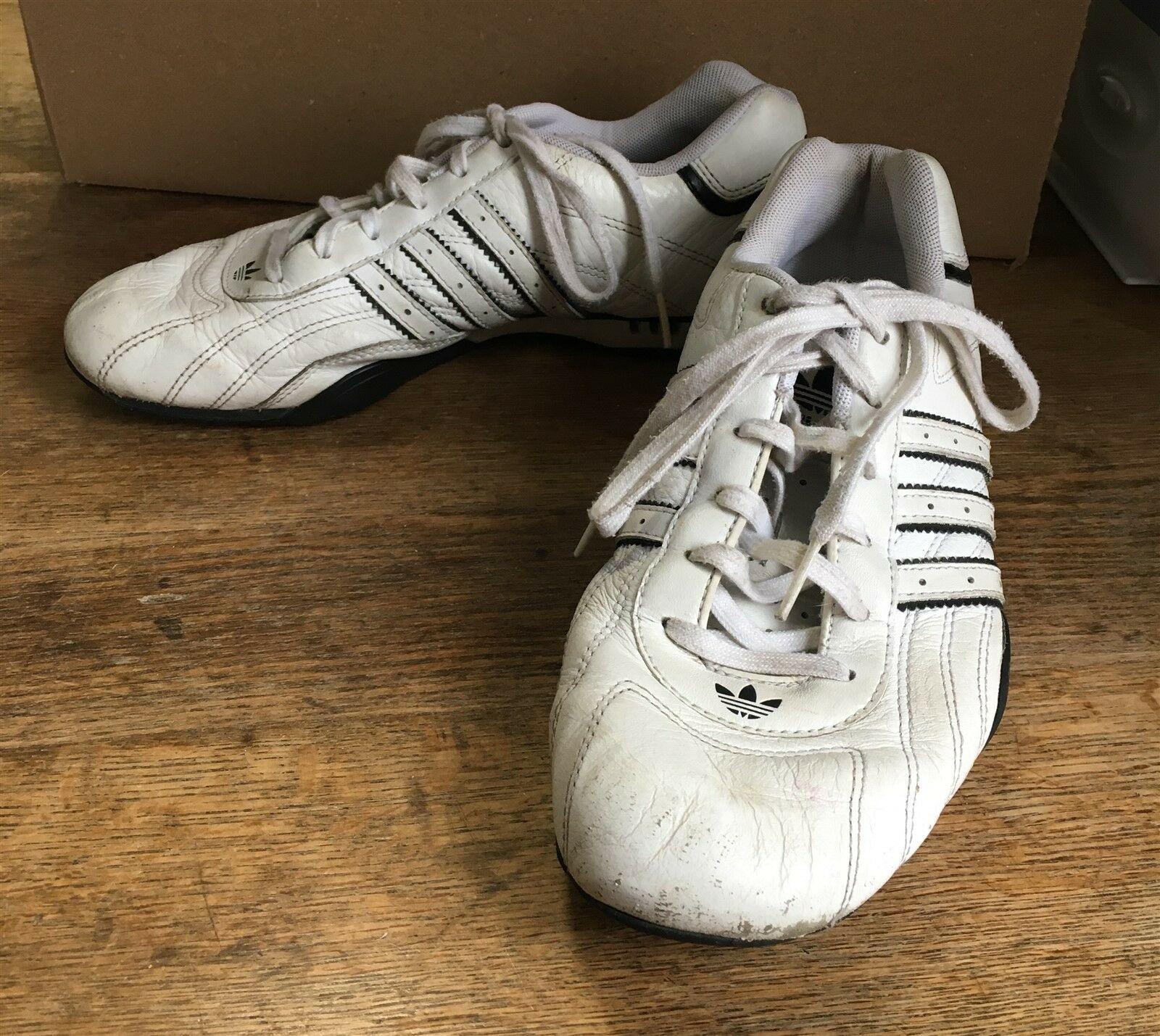 4c1f3d6be7a Adidas Adidas Adidas Team Adi Racer Goodyear Racing Driving Athletic Shoes  Mens size 7 used 686f03
