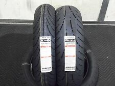 HONDA GOLD WING GL1800 TWO TIRE SET 130/70R18 180/60R16 DUNLOP ELITE 4 TIRES
