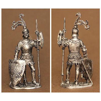 Europäischer Ritter,  European knight, 54mm