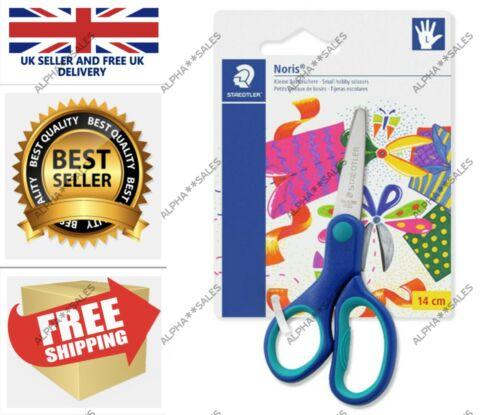 Staedtler Noris Club Small Left Handed Scissors for Children UK Stock FAST/&FREE