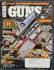 "Magazine *GUNS* October, 2004 !!! Soviet (Russian) Model MAKAROV ""PM"" PISTOL !!!"
