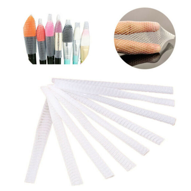 Quality Protectors Guards Mesh Sheath Brush Pen Beauty Make Up Netting Cover