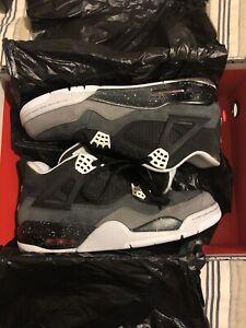 Size 10 - Jordan 4 Retro Fear 2013