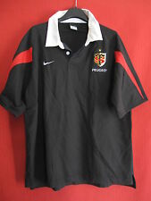 Maillot Rugby NIKE Noir Stade Toulousain Peugeot Toulouse ST - XL