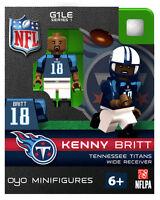 Kenny Britt Oyo Tennessee Titans Nfl Football Figure G1