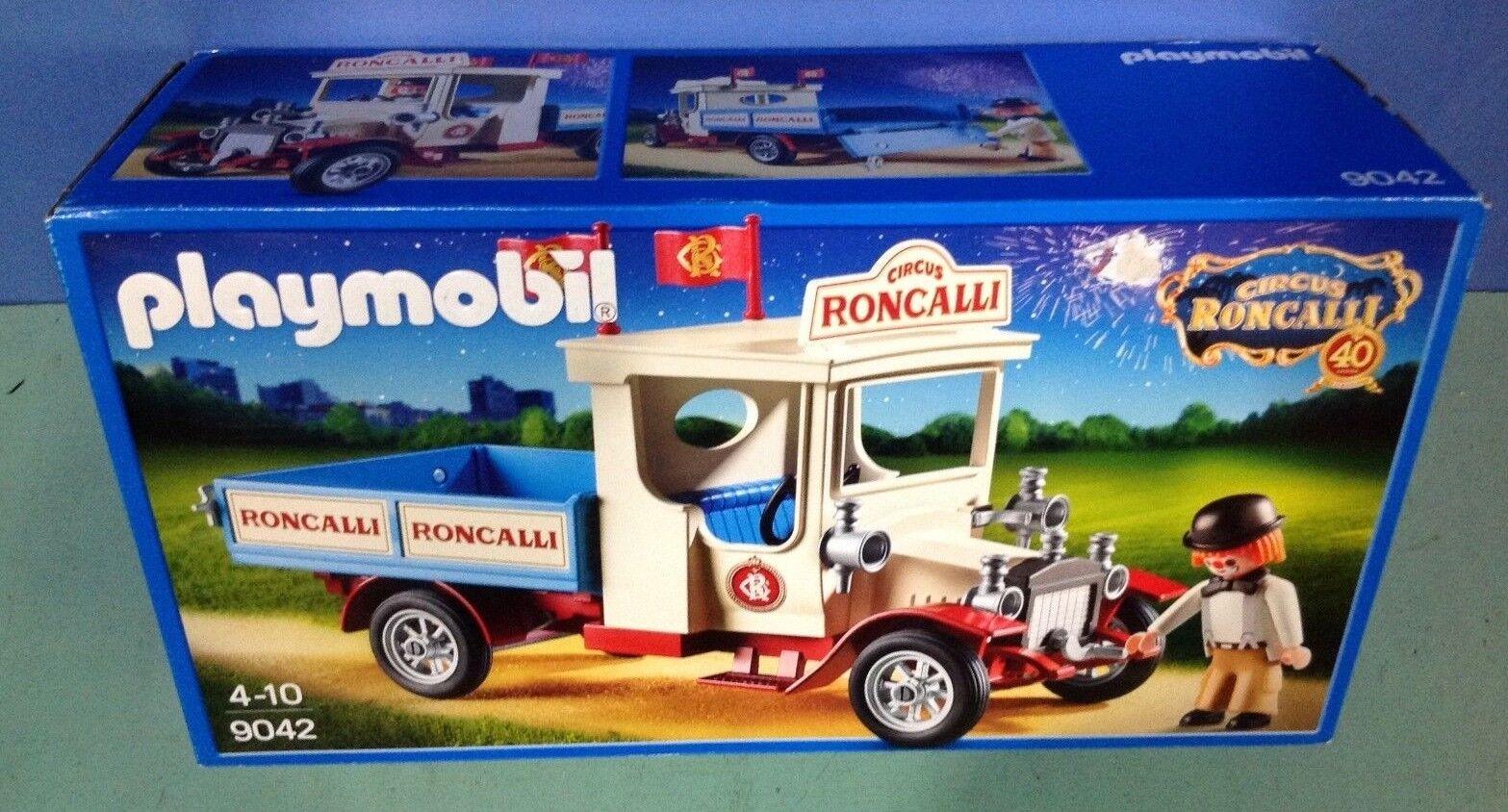 grandes ofertas (N9042.1) Jugarmobil Cuerpo Cuerpo Cuerpo Payaso Circo Roncalli Circo Ref 9042 4230 3720 Nuevo  80% de descuento
