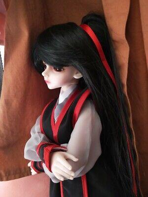 1//6 BJD Grandmaster of Demonic Cultivation Wei Wuxian Lanwangji Doll Clothing