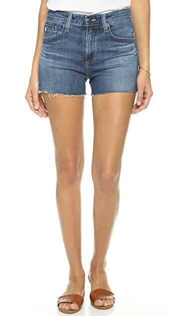 AG Adriano goldschmied Jeans Cut off  shorts Size 27