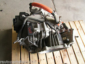 05 toyota prius transmission transaxle motor generator for What is found in a generator and motor