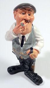 Figurine-Mini-Mestieri-Les-Alpes-Boss-Mob-010-99033-Caricature-Collection