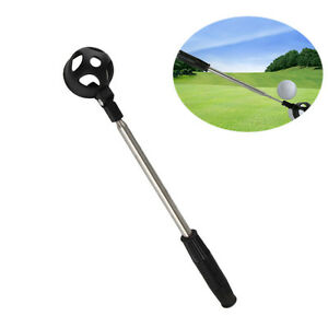 Retractable-Telescopic-Golf-Ball-Retriever-Pick-Up-Steel-Saver-Shaft-Tool-Scoop