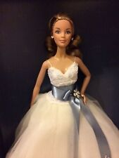 Platinum label, Monique Lhuillier bride barbie doll