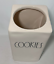 """thumbnail 4 - Rae Dunn Ceramic Long Rectangle """"COOKIES"""" Canister  Brand New!"""