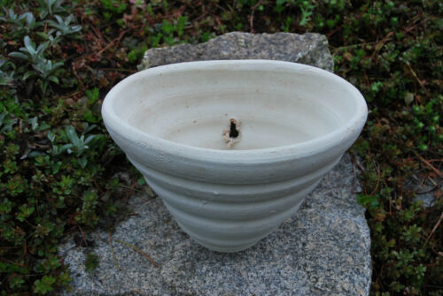 Liegende Amphore Vase Übertopf Hängetopf aus Terrakotta Terracotta Wandtopf Topf