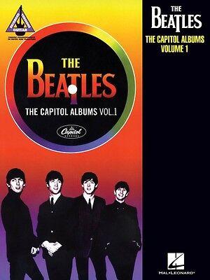 The Beatles 1 Sheet Music Guitar Tablature NEW 000690489