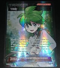 Wally 107/108 XY Roaring Skies NEAR MINT Pokemon Card FULL ART