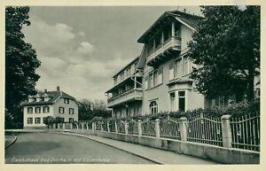 Ansichtskarte-Bad-Duerrheim-Carolushaus-mit-Dependance-Nr-757