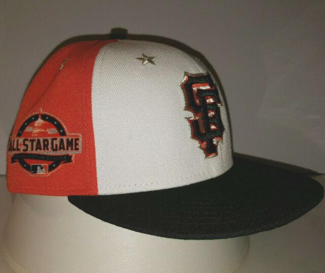 SF Giants Hat 7 7/8