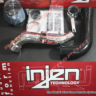 16.1 Torque Gains Injen SP1873P Cold Air Intake System HP Gains 13.4