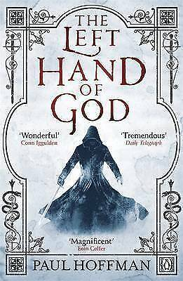 1 of 1 - The Left Hand of God by Paul Hoffman (Paperback, 2010)