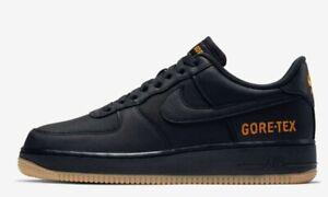 Nike-Air-Force-1-GORE-TEX-034-NERO-luce-di-carbonio-034-Uomo-Scarpe-da-ginnastica-Tutte-Le-Taglie