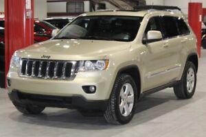 2012 Jeep Grand Cherokee LAREDO 4D Utility 4WD