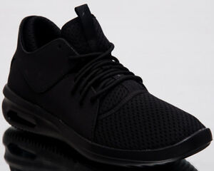 reputable site 3a9cf 34dbd Image is loading Air-Jordan-First-Class-Men-Lifestyle-Shoes-Black-
