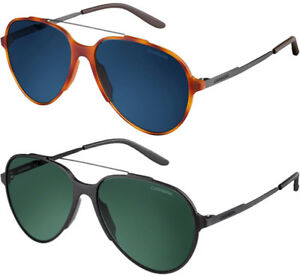 Carrera-Sprint-Maverick-Men-039-s-Vintage-Pilot-Sunglasses-118S