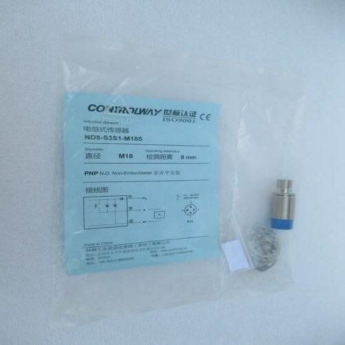 1PC NEW Cree Controlway Sensor ND8-S3S1-M18S