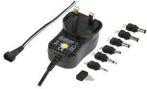 Adapter 12v 600ma