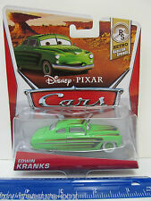 Disney PIXAR Cars RS RETRO Radiator Springs - EDWIN KRANKS Car - Age 3 & up