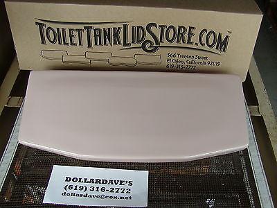 American Standard F 4043 Venetian Pink Toilet Tank Lid