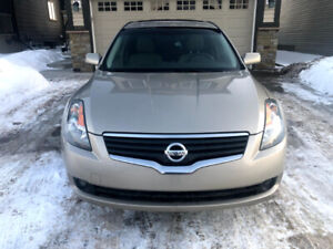 2009 Nissan Altima 2.5 SL with Winter & All Season Tires
