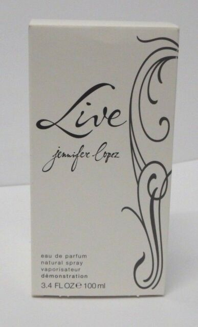 J.Lo Live  EDP Eau de Parfum for Women New & OVP 100ml