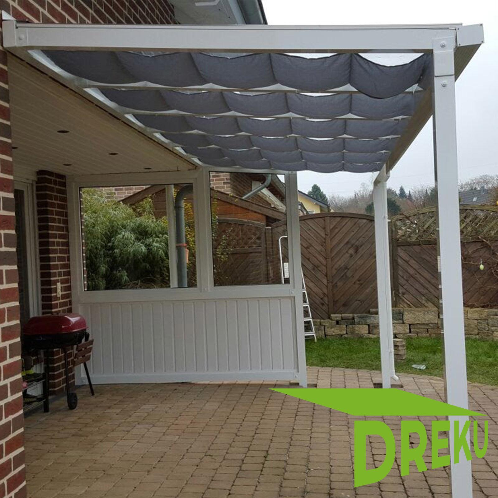 Beschattung Sonnensegel für für für Terrassenüberdachung zum WINTERPREIS fe5fed
