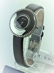 Original Lünette Icon Damen Geperlte Watch Silber About Pandora Details Neu 811060bk Uhr 7yfYb6g