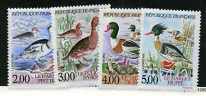 France Scott #2320-3 MNH Stamps Birds Duck Mint Never Hinged