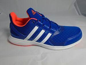 Details zu adidas Kinder Schuhe Hyperfast 2.0 k Sneaker Jungen blau 35 - 39  Turnschuhe NEU