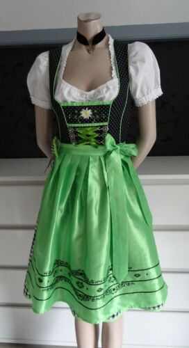 Dirndl German Bavarian Authentic Dress Blouse Apro