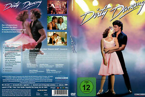 DVD DIRTY DANCING - KULT-ROMANTIK mit PATRICK SWAYZE + JENNIFER GREY - TANZ *NEU