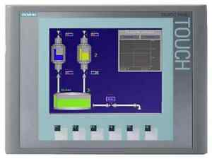 siemens 6av6647 0ac11 3ax0 simatic hmi ktp600 basic color dp panel key touch 40892549300 ebay. Black Bedroom Furniture Sets. Home Design Ideas
