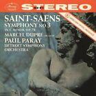Saint Saens Symphony 3 in C Minor ORG - Marcel Dupre Vinyl