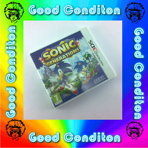Sonic-Generations-for-Nintendo-3DS-Good-Condition