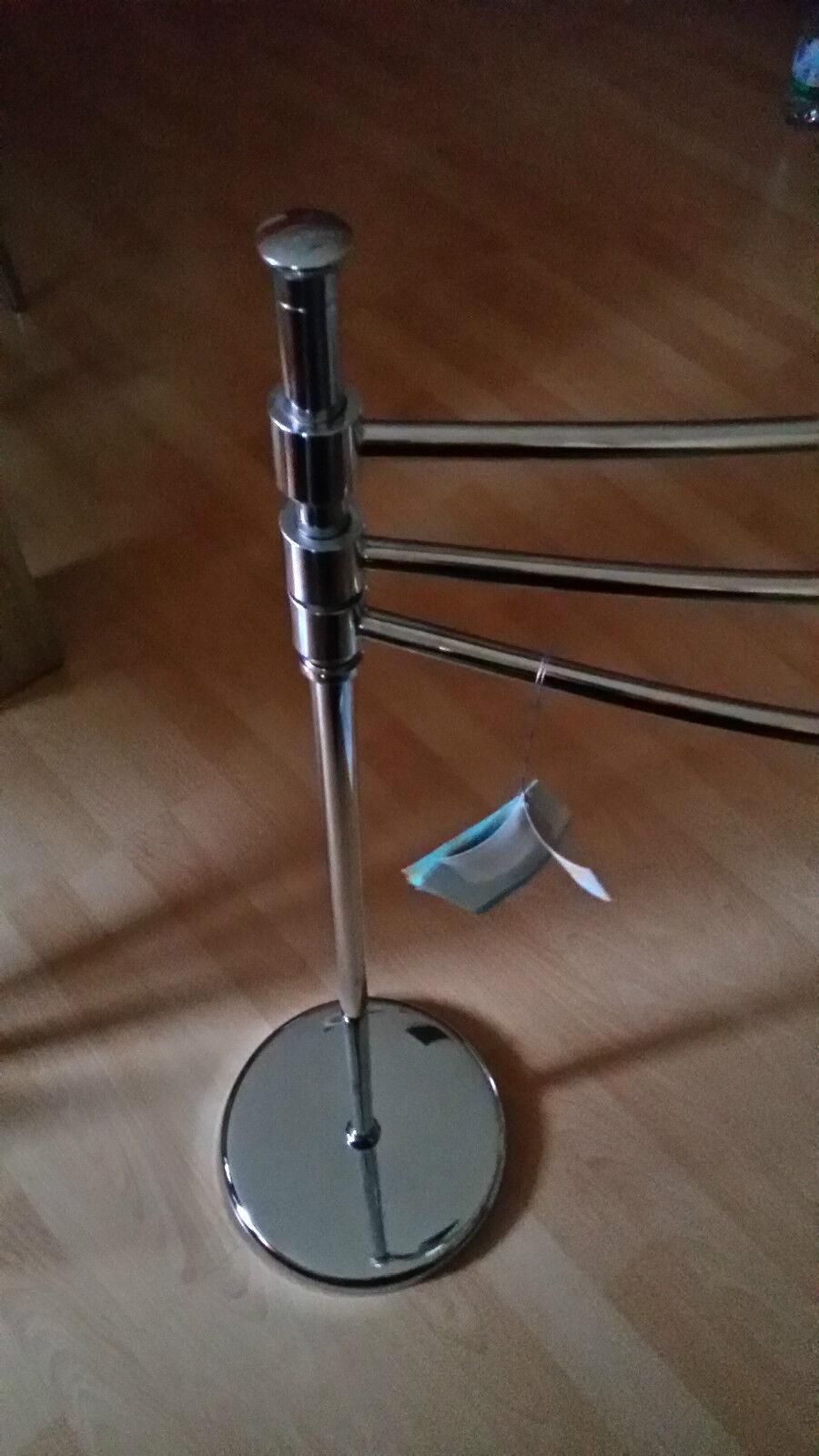 Nicol Torino Handtuchständer chrom  616800 dreiarmig
